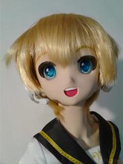Happy Len- 3 (Sister Kyoya) Tags: len dds boy male volks sister ddh06 vocaloid lenkagamine dollfiedream wencon wenatchee