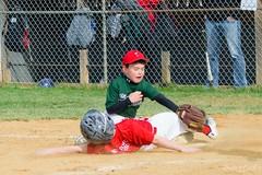 Safe at home. #baseball #littleleague #sports #spring #minors #openingday (Sweet Cedar Photography) Tags: baseball littleleague sports spring minors openingday