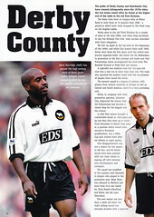 Manchester City vs Derby County - 1998 - Page 12 (The Sky Strikers) Tags: manchester city derby county worthington cup road to wembley maine official matchday magazine one pound eighty