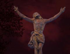 Mein Gott, mein Gott, warum..... (Mariandl48) Tags: ostern kreuz christi jesus stirbt karfreitag