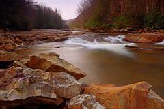 High Falls: Cheat River (Shahid Durrani) Tags: high falls monongahela national forest cheat river west virginia