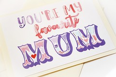 You're my favourite Mum Mother's day handmade greeting card-8 (roisin.grace) Tags: greetingcards greetingcard handmade handpainted handmadecards handpaintedcards happymothersday mothersday mothersdaycard lovecards lovecard