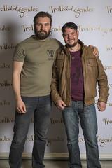 CLIVE STANDEN DIMANCHE - T&L-69 (TrollsLegendes) Tags: trolls et légendes 2017 clive standen