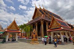The Grand Palace, Bangkok (_JLC_) Tags: tailandia thailand asia oriente sudesteasiático bangkok arquitectura architecture canon canon6d eos 6d 2470f4