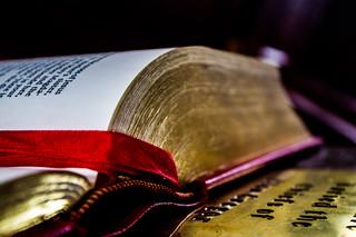 Glen Orchy Church Bible