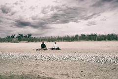 Being with yourself (johann walter bantz) Tags: conceptart colorful fuji xpro2 fujifilm streetart conceptual modernart artistic meditation beach plage