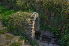 St. Non's Well (schwerdf) Tags: britishisles britishislestrip churcharchitecture greatbritain hdr regions stdavids stnonswell tonemapped wales