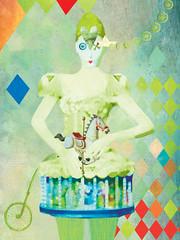 Personal Carousel III (sandra djurbuzovic) Tags: art budva crnagora sandradjurbuzovic carousel gomerryround karusel paint