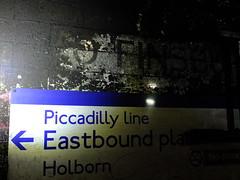 Eastbound (failing_angel) Tags: 100816 london cityoflondon mayfair hiddenlondon undergroundstation ghoststation downstreet railwayexecutivecommittee warcabinet cabinetwarrooms