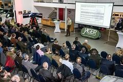 1. Jägerabend im Autohaus Brömmler (Autohaus Brömmler GmbH) Tags: broemmler brömmler autohaus nissan navara np300 jäger magazin hidding actoracer simulationstechnik lingnau provinzial