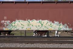 Swek (Psychedelic Wardad) Tags: freight graffiti sws dirty30 d30 dck swek