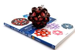 ? (name in japanese) (Akizhi) Tags: origami kusudama modular paper art crafts folding