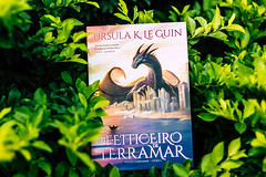 O Feiticeiro de Terramar, de Ursula K. Le Guin (FaruSantos) Tags: livros books awizardofearthsea ofeiticeirodeterramar ursulakleguin