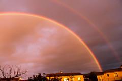 Arc en ciel (gdavid81) Tags: arcenciel ciel aussillon mazamet paysage