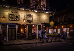 The Royal House (Brian Behling) Tags: night neworleans louisiana royalhouse oysterbar frenchquarter