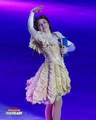 Belle - Beauty and the Beast (DDB Photography) Tags: disney disneyonice ice waltdisney disneyphoto disneypictures disneycharacters dreambig mickey mickeymouse minnie minniemouse mouse feld feldentertainment donaldduck duck goofy figure skate figureskate show iceshow prince princess princesses castle animation disneymovie movie animatedmovie fairytale story rogerscentre rogers skydome toronto ontario canada princessbelle belle princeadam adam beauty beast gaston cogsworth lumiere potts chip