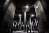 Subterranean World - 地底世界 (uemii2010) Tags: japan saitama kasukabe underground 地下神殿 industrial concrete lights night longexposure canoneos7d canonefs1022mm
