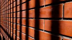 ... just a brick wall ...