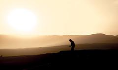 Keep Walking (ing.nechevarria) Tags: sunset outdoor desert walk sun monocromático sand arena sol desierto
