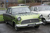 UAW 248  1959  Ford Consul (wheelsnwings2007/Mike) Tags: uaw 248 1959 ford consul 3 graces classic car show kirkmanshulme lane longsight manchester