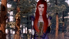Red Queen (karter o( ❛ᴗ❛ )o) Tags: screenshot skyrim red games game fantasy tes tesv screenshots s
