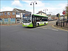 South Wales Transport MX13AZW (welshpete2007) Tags: south wales transport enviro 200 mx13azw