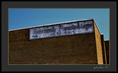 Ghost Sign (the Gallopping Geezer '4.5' million + views....) Tags: ghostsign weathered worn faded neglected furnishings ad advertise advertisement wall paint painted smalltown stignace mi michigan upperpeninsula up roadtrip canon 5d3 tamron 28300 geezer 2016