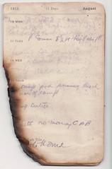16-22 Aug 1915 (wheresshelly) Tags: ww1 wwi world war 1 australia gallipoli egypt military australian 4th field ambulance anzac morton wilfred