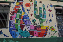 Rio (CSCT3) Tags: riodejanerio christtheredeemer christ redeemer lapa artwork colors tags spraypaint views