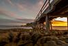 Golden Hour Behind (pradeep2471989) Tags: castle laperouse beach beachesofaustralia photogenic bridge bareisland cloudscape