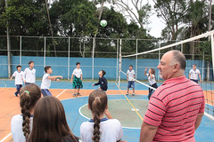 CEM Giovania de Almeida 26 04 17 Foto Celso Peixoto (15) (Copy) (prefbc) Tags: cem giovania almeida escola educação atividade escolar esporte volei