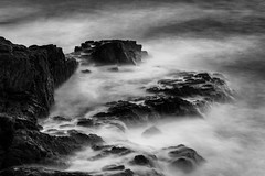 Misty Rocks... (elisabartolini) Tags: rocks rocksinthewater wanderlust water waves livorno sea seascape seawater longexposure canon canonphotography canonphotos canon700d canonlovers suggestive love lovesblackandwhite blackandwhite bnw bw blackwhitephotography beautiful naturalbeauty nature italy castellodelboccale outdoors photography passion exploring experimenting mysterious