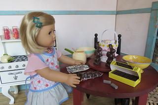 6. Making Chocolate Bunnies