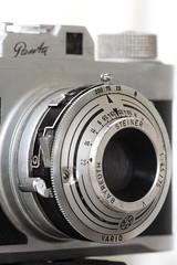 Panta film camera (andreas.tsangarides) Tags: vintage panta nikon d500 macro highlights detail blur film filmcamera oldschool manual