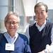 Hiroshi Ishii and Kiyoshi Kurokawa
