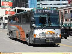 MVTA 4263 (TheTransitCamera) Tags: minnesotavalleytransitauthority mvta south metro publictransit transit transportation transport travel city bus service minneapolis downtown mci motorcoach motorcoachindustries commuter mvta4263 minnesota usa route470