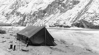 Retro Camping