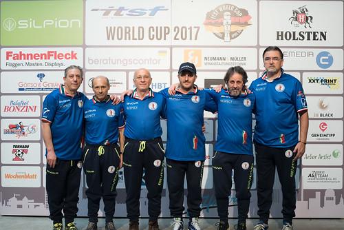 Team Italy Seniors