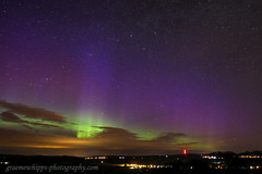 Rays of hope (quayman) Tags: northern lights merry dancers garioch aberdeenshire scotland