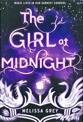 The Girl at Midnight (Vernon Barford School Library) Tags: melissagrey melissa grey gray melissagray fantasy fantasyfiction heroine strongfemalecharacter strongfemalecharacters magic magical animal animals mythicalanimal mythicalanimals myth myths mythical familylife families imaginarywars imaginarybattles runaways runaway youngadult youngadultfiction ya vernon barford library libraries new recent book books read reading reads junior high middle school vernonbarford fiction fictional novel novels hardcover hard cover hardcovers covers bookcover bookcovers 9780385744652