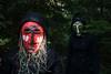 aprill 15, 2017-DSC_9356 (Tanel Aavistu) Tags: masks scary mask brutalmasks africanmasks africamask cool people forest estonia d3300 nikon
