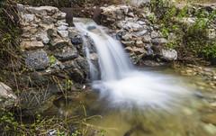 Waterfall (squeemu) Tags: waterfall falls hike hiking nature california millard pasadena outside river stones rocks