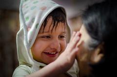 Love.... (bappadityachandra) Tags: child love mom mother affection india nikon baby sweet cute kid children people portrait