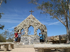 April 19, 2017 (51) (gaymay) Tags: california desert gay love riversidecounty chiriacosummit generalpattonmemorialmuseum artclimbers outside