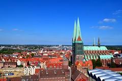 Lübeck 3 (Ekseption) Tags: lübeck hansestadt marzipan stadt schleswigholstein