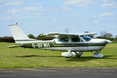 G-BFMH Cessna 177B Cardinal (Goolio60) Tags: aircraft aviation flight breighton cessna c177 cardinal