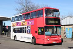 Dennis Trident Alexander ALX400 (DennisDartSLF) Tags: wolverhampton bus dennis trident alexander alx400 4155 nationalexpresswestmidlands y751toh