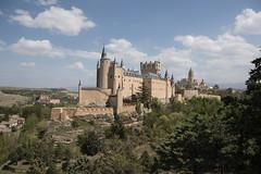 Spain. (richard.mcmanus.) Tags: historic mcmanus city building cathedral alcazar segovia spain castilleandleon