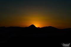 Alba in Provenza (Gianluca Vannicelli) Tags: alba provenza sole montagne sunrise arancione cielo sky