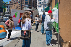 Placemaking: Market and 6th (urbanists) Tags: spur urbanspaceship